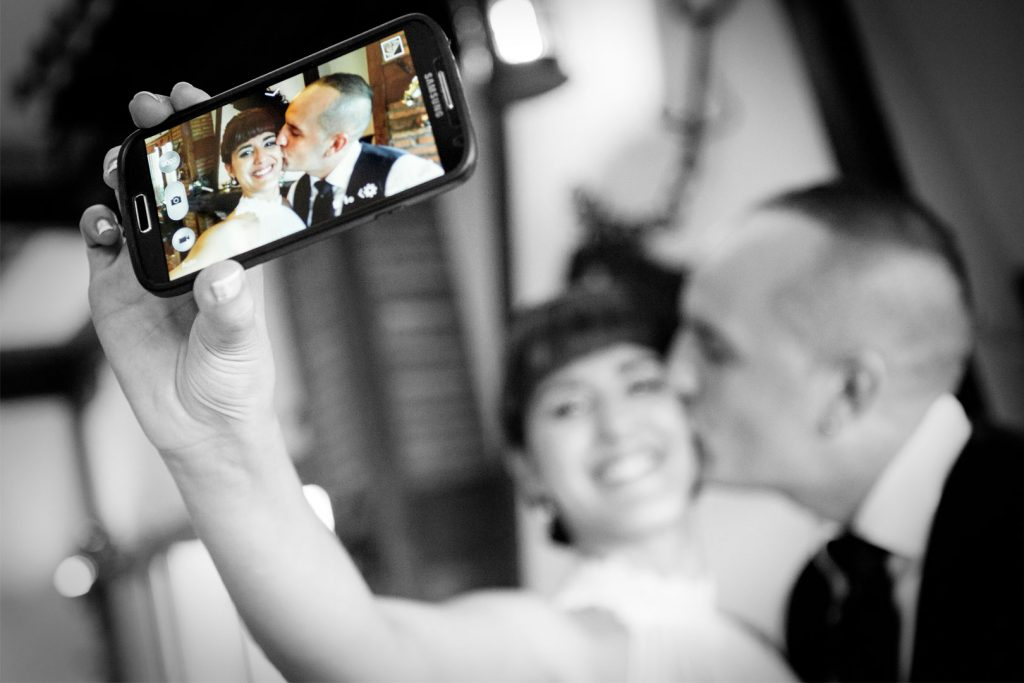 Boda-Selfie