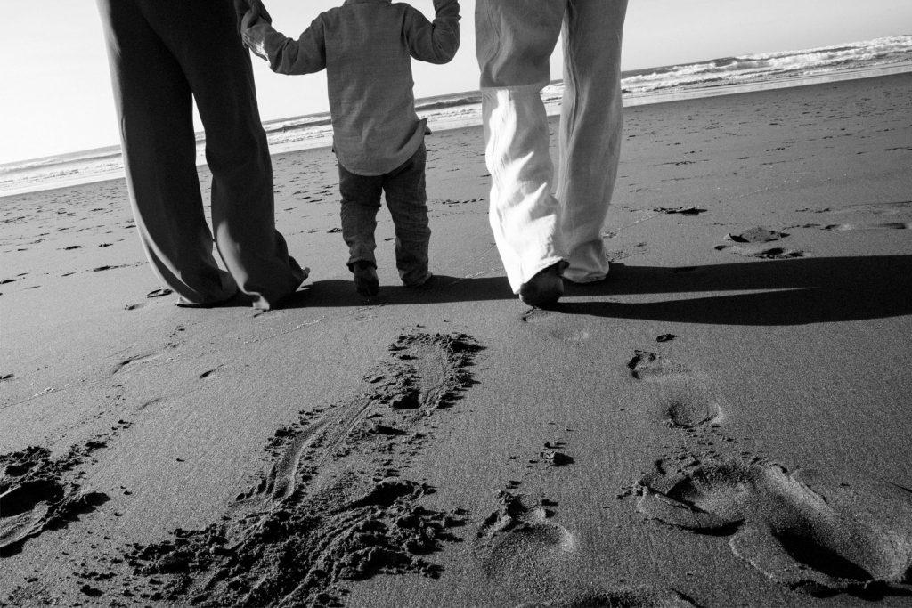 Familia-peques-playa